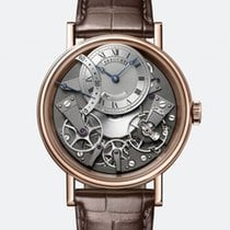 Breguet Tradition Rose Gold 40mm 7097BR/G1/9WU