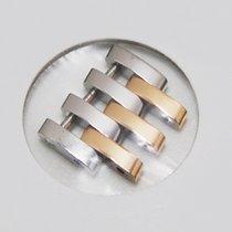 Breitling Navitimer  46, Stahl/Rosegold Glied, 20 mm