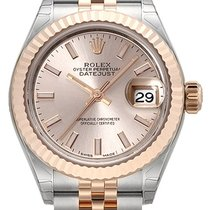 Rolex Lady-Datejust 28 279171 Sundust Index Jubile-Band