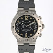 Bulgari -  Diagono Scuba Chrono