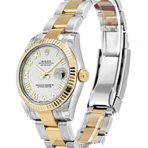 Rolex Unworn 178273 2-Tone Midsize DATEJUST with Oyster...