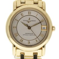 Ulysse Nardin San Marco Chronometer 131-88 Yellow Gold...