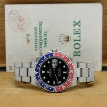 Rolex GMT-Master II - 16710 - Box&Papiere LC100 (GERMANY)