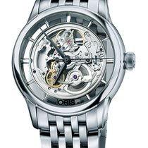Oris Artelier Translucent Skeleton 73476844051MB