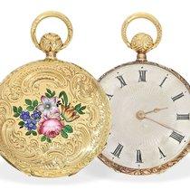 Moricand & Degrange, Geneva Pocket watch: very rare Geneva...