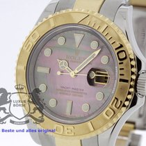 Rolex Yacht-Master Mother of Pearl 16623 Box & Swiss...