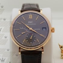 萬國 (IWC) IW510104  PORTOFINO HAND-WOUND EIGHT DAYS  (SLATE...