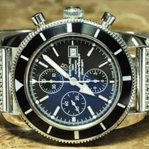 Breitling Superocean Héritage Chronograph Box Papers Electroni...