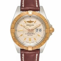 Breitling Galactic 41 18K Rose Gold & Stainless Steel...