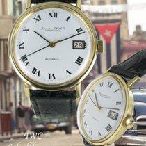 IWC Schaffhausen Gold Automatic