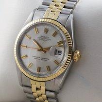 Rolex Datejust Stahl / Gelbgold Herrenuhr Mint