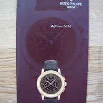 Patek Philippe Manual ( Anleitung ) ref. 5070 in French