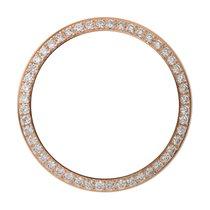Rolex 40mm Rose Gold Diamond Custom Bezel