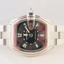 Cartier Roadster Automatic Steel Vegas Dial