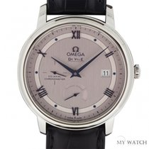 Omega オメガ (Omega) De Ville Prestige Power Reserve Co-Axial (NEW)