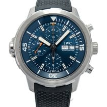 "IWC Aquatimer Chronogarph Edition ""EXPEDITION JACQUES-YVES..."