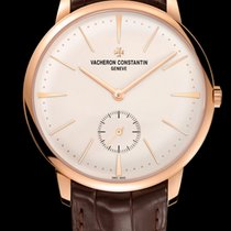 Vacheron Constantin Patrimony Mens Watch Rose Gold 18k 42mm