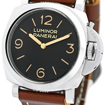 Panerai Gent's Stainless Steel 47mm  PAM 372 Luminor...
