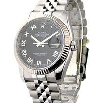 Rolex Unworn 116234BKRJ Mens Datejust with Jubilee Bracelet -...