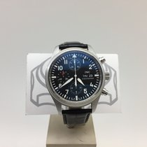 IWC Pilot Flieger Chronograph Day Date 42mm IW371701