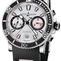 Ulysse Nardin 8003-102-3/916 Maxi Marine Diver Chronograph Watch