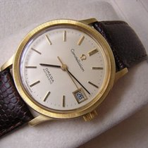 Omega constellation 18 karat solid yellow gold automatic mens...