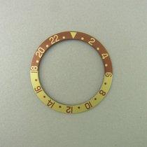 Rolex Gmt Lünette Bronze Braun Two-tone Ref 1675 16753 16758...