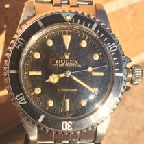 Rolex Submariner 5512 Gilt Brown Chapter Ring PCG Twinlock Long5