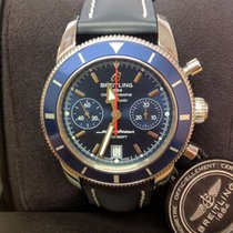 Breitling Superocean Heritage Chronograph A23370 - Box &...