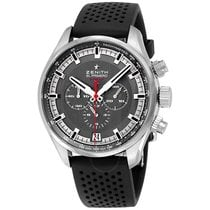 Zenith El Primero Grey Dial Chronograph Automatic Men's Watch