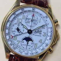 DuBois et fils Perpetuelle Moonphase Gold 18k Watch