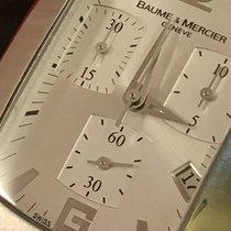 Baume & Mercier Baume et  Hampton Milleis XL chronograph...