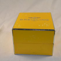 Breitling Uhren Box Watch Box Case Rar Bakelite Mit Umkarton...