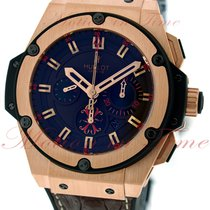 Hublot Big Bang King Power Arturo Fuente Opus X, Brown Dial,...