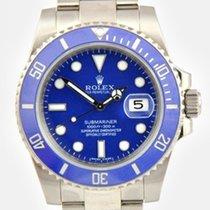 Rolex Submariner REF 116619 LB Whitegold