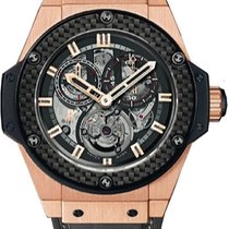 Hublot King Power Chronograph Minute Repeater Tourbillon...