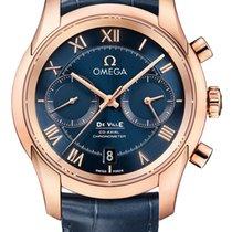 Omega De Ville Co-Axial Chronograph 431.53.42.51.03.001