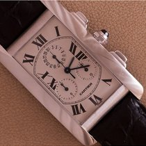 Cartier Tank Americaine Chronograph