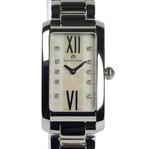 Maurice Lacroix Fiaba Rectangular Quartz 39 Stainless Steel