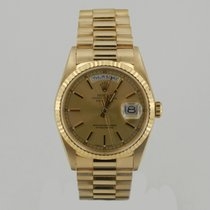 Rolex DAY DATE YELLOW GOLD