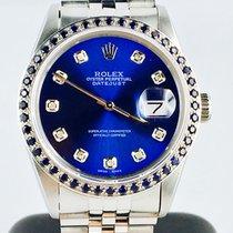Rolex Datejust Edelstein Besatz [Million Watches]