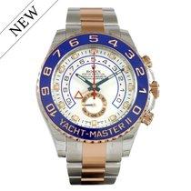 Rolex Yacht-Master II Rose Gold/Steel 116681 NEW