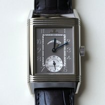 Jaeger-LeCoultre Reverso Platinum Number two Tourbillon -...