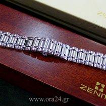Ζενίθ (Zenith) Stainless Steel El Primero Bracelet 20mm