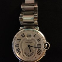 Cartier Ballon Bleu Two Timezone Big Date Quartz