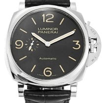 Panerai Luminor Due 3 Days Acciaio 45mm Automatic Men Watch...