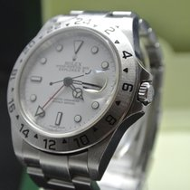 Rolex Explorer II WD No Hole Rehaut m. Box aus 2008