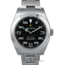 Rolex Air King Black/Steel 40 mm - 116900
