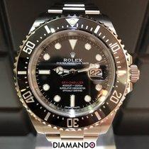 Rolex Sea-Dweller Single Red Ref.126600 / UNWORN FULLSET / LC 100