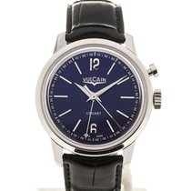 Vulcain 50s Presidents' Watch 39 Blue Sunray Dial